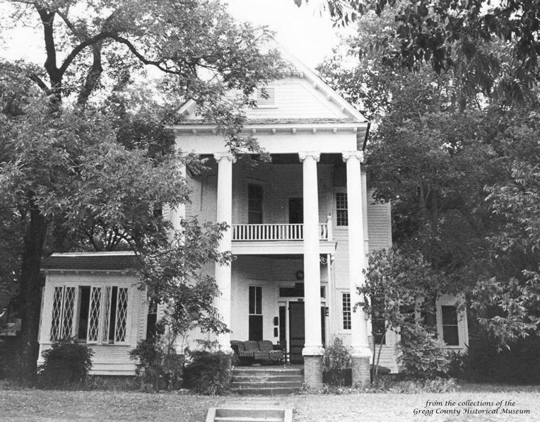 Judge Campbell Home
